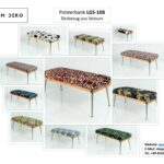lgs108-m-deko-polsterbank-metallbeine-silber-velours-giraffe-1